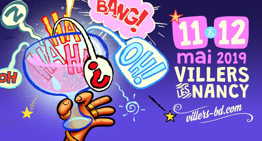 Invitation festival VBD 2019