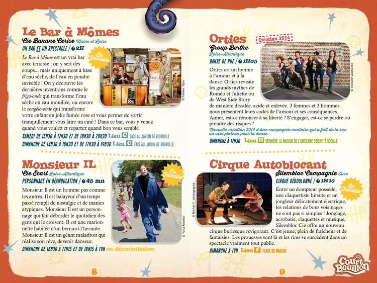 Festival Court-Bouillon 2014