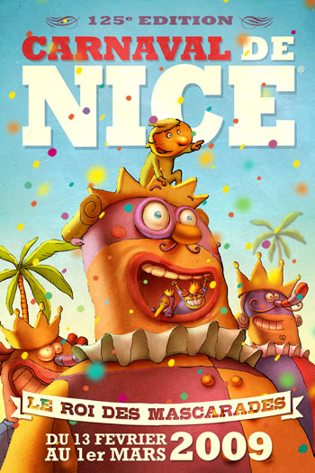 Carnaval de Nice 2009