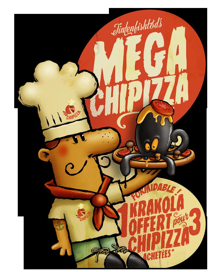 Mega Chipizza, PLV