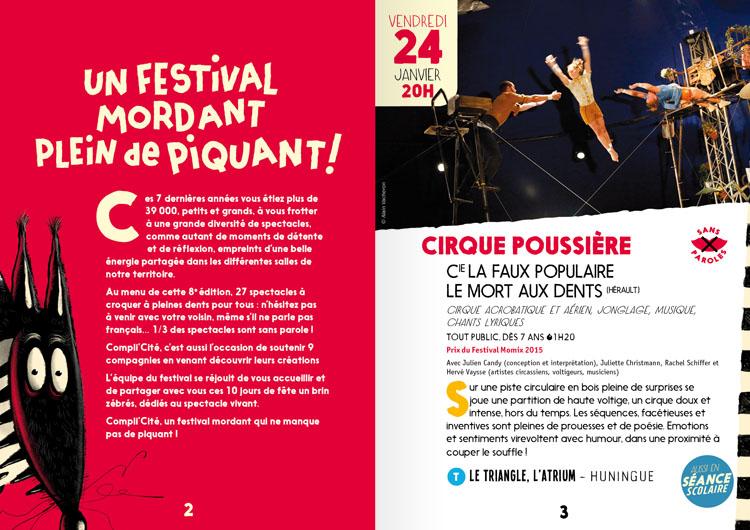 Festival Compli'Cité Huningue 2020