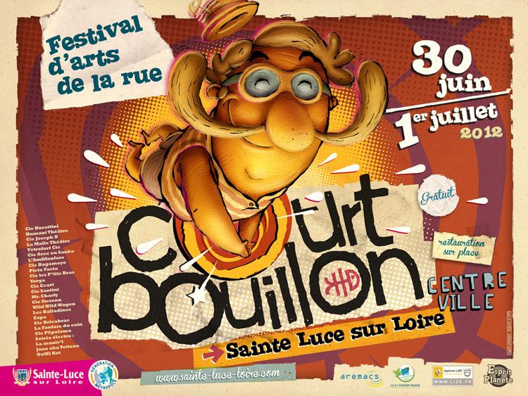 Festival Court-Bouillon 2012