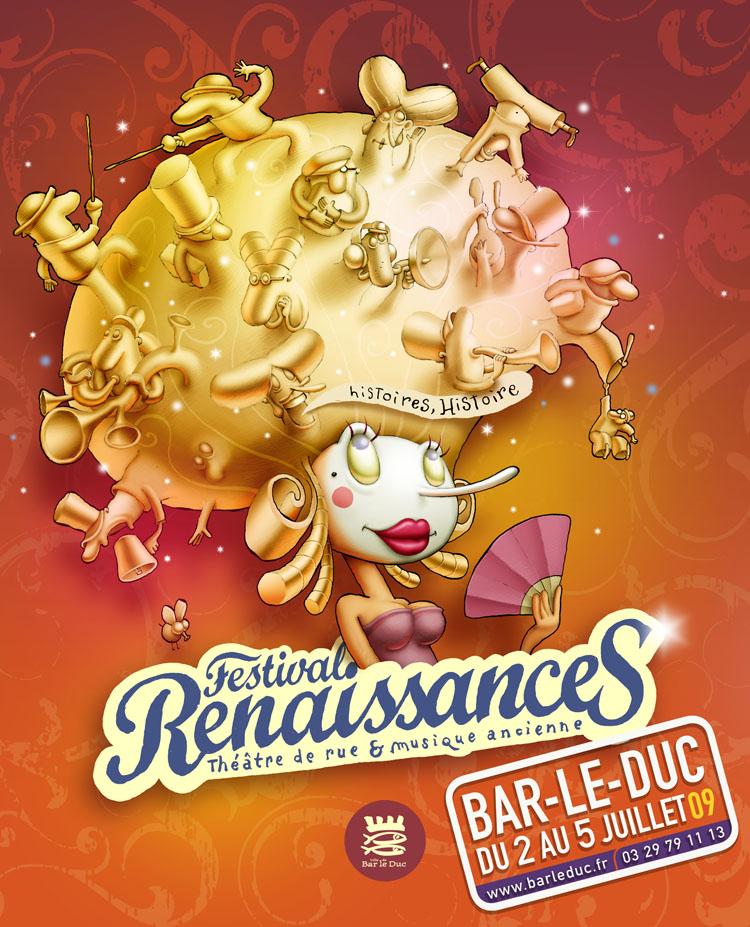 Festival RenaissanceS 2009