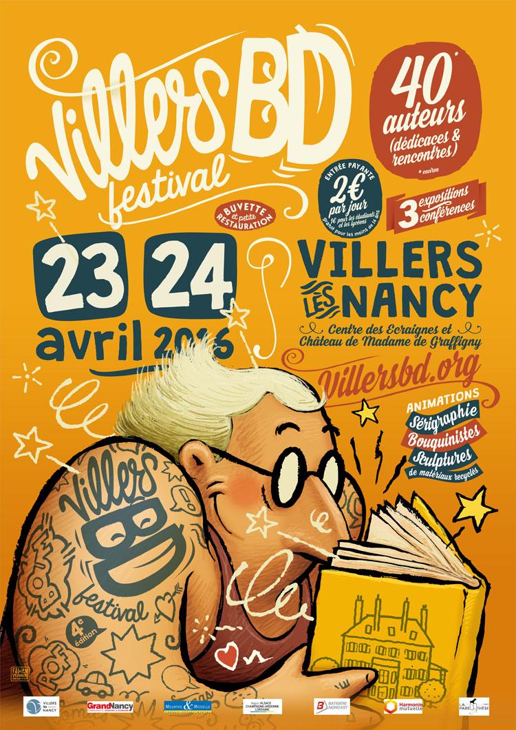 Festival Villers BD 2016