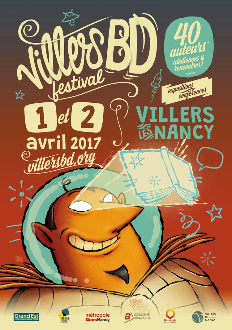 Festival Villers BD 2017
