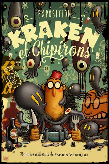 Kraken et Chipirons