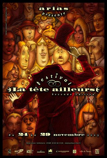 Festival La Tête Ailleurs 2003