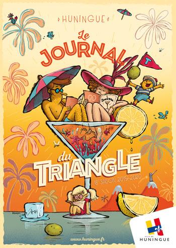 Le Journal du Triangle — Saison 2019-2020
