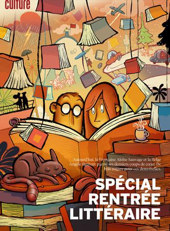 L'Express spécial rentrée littéraire