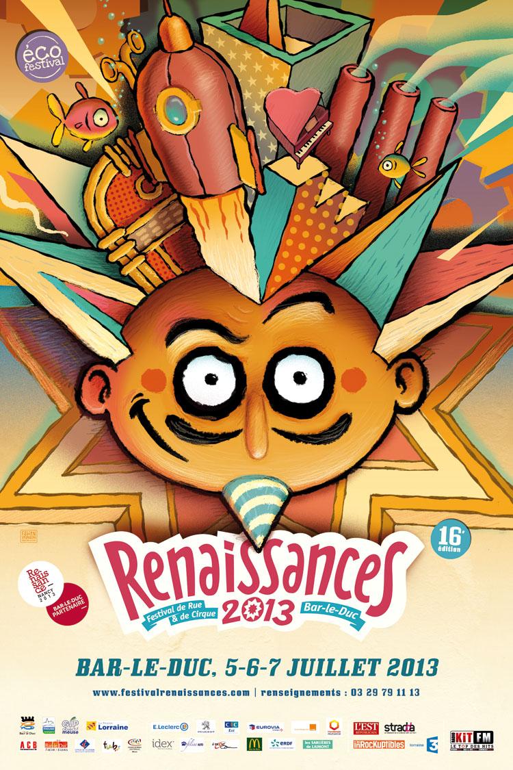 Festival RenaissanceS 2013