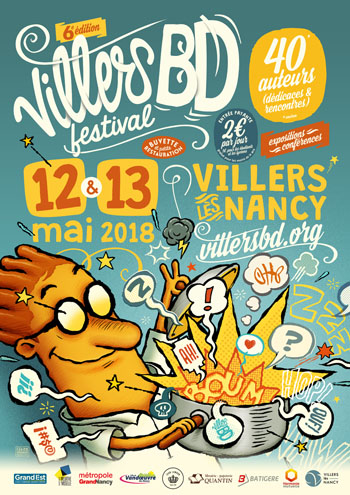 Festival Villers BD 2018