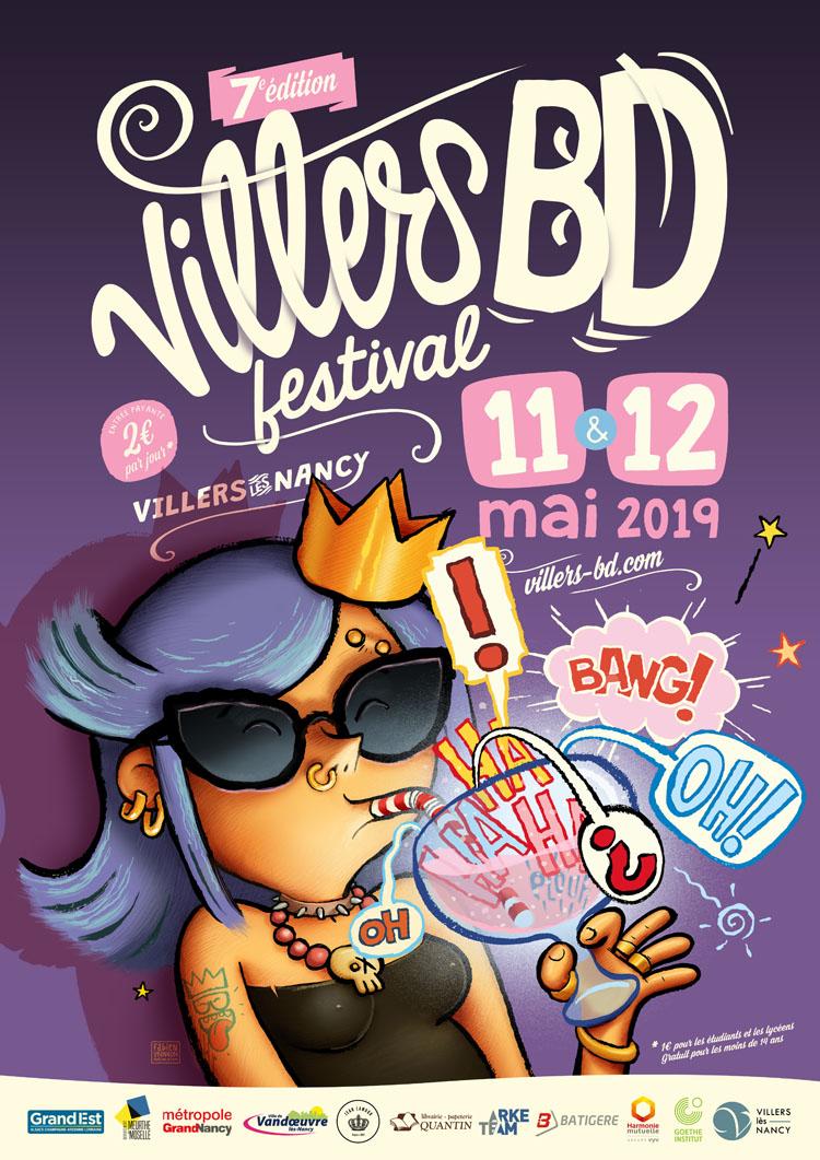 Festival Villers BD 2019