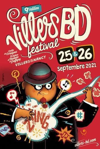 Festival Villers BD 2021