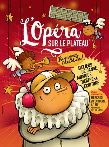 L'Opéra sur le Plateau